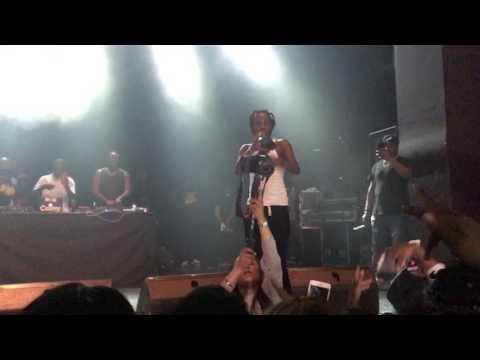 Popcaan - Ova Dweet - O2 Institute Birmingham UK Unruly Concert 2017