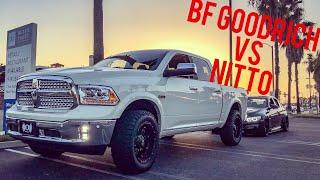 BF Goodrich KO2 vs Nitto Ridge Grappler | BEST All Terrain Tire - Jay Flat Out