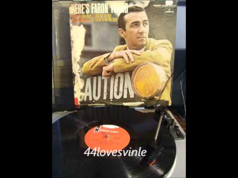 Faron Young--Missing You Was All I Did Today