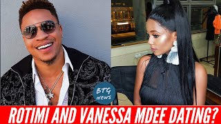 IS ROTIMI AND VANESSA MDEE DAT!NG!? VANESSA MDEE RESP0NDS! |BTG News
