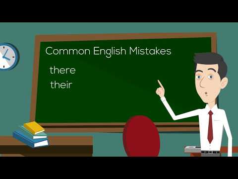 there and their | English Grammar