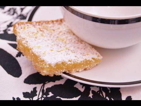 How To Make Lemon Bars: Lemon Bars Recipe: EASY! Diane Kometa-Dishin' With Di Recipe #58