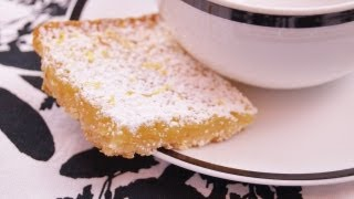 How To Make Lemon Bars: Lemon Bars Recipe: Easy! Diane Kometa-dishin' With Di Recipe #58