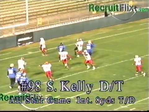 SAM KELLEY FOOTBALL HIGHLIGHTS