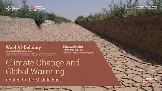 Climate Change and Global Warming Related to the Middle East