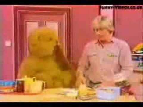 Rainbow (tv show) Dubbed, Bad Language