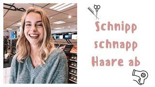 SCHNIPP SCHNAPP HAARE AB 💇🏼♀️   Pressdays, Wimpernverlängerung & Kino Vlog
