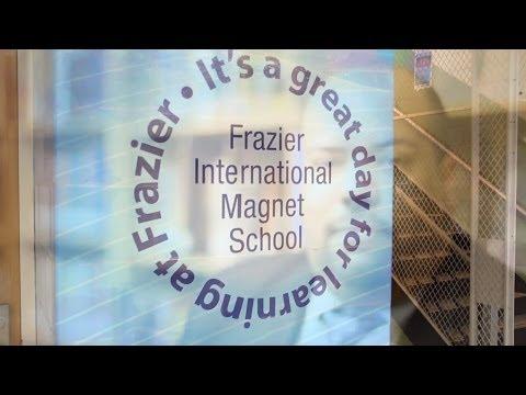School Makeover Case Study - Frazier International Magnet School