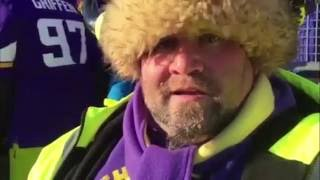 Vikings fans react to Blair Walsh's missed FG vs. Seattle