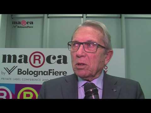 #MARCA2017 Bologna 18-19 Gennaio   Franco Boni Presidente Di BolognaFiere