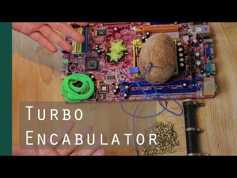 How to Build a Turbo Encabulator