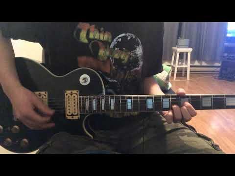 Slash's Snakepit – Landslide (Guitar) Cover