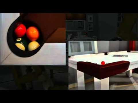 billards toulet bondues fabricant de billards sur mesure youtube. Black Bedroom Furniture Sets. Home Design Ideas