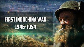 First Indochina War 1946-1954 | Первая Индокитайская Война 1946-1954