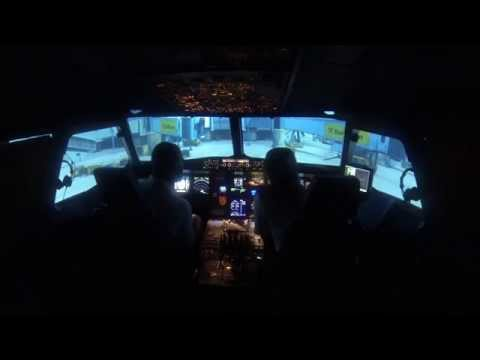 Vienna Flight VIP Trip - Airbus A320 (Teil1)