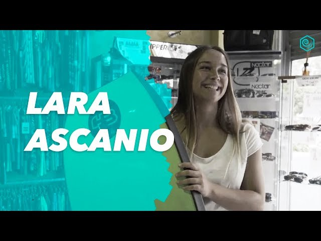 Surfing with Me - Entrevista a Lara Ascanio