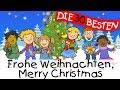 Frohe Weihnachten, Merry Christmas - Weihnachstlieder zum Mitsingen    Kinderlieder