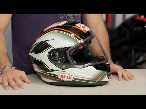 f35244e6 Bell Race Star Helmet Review at RevZilla.com - YouTube