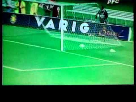 Gol de Mirandinha contra os porcos 1998