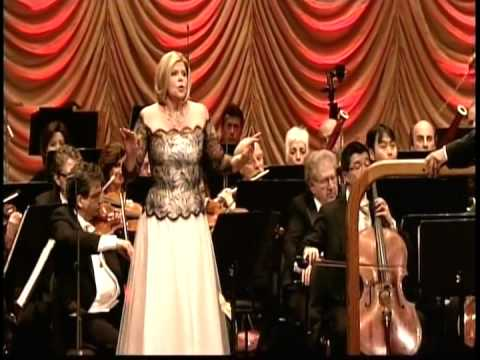 Vilja in English, New Years at Lincoln Center, Susan Graham, with text
