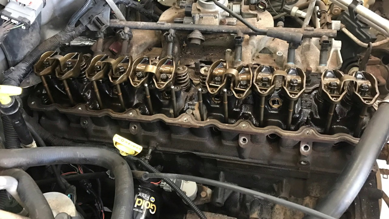 Kauai Auto Repair Jeep 4.0L Cylinder Head Replacement