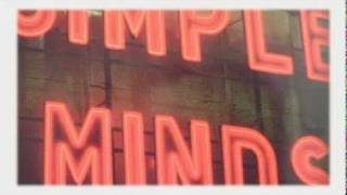 Simple Minds Glittering Prize Live 1984