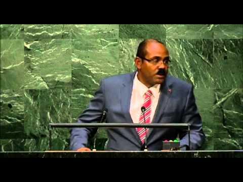 Antigua-et-Barbuda – Débat 2015 de l'Assemblée générale de l'ONU