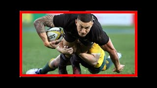 Breaking News | Sonny Bill out of France series, says surgery successful