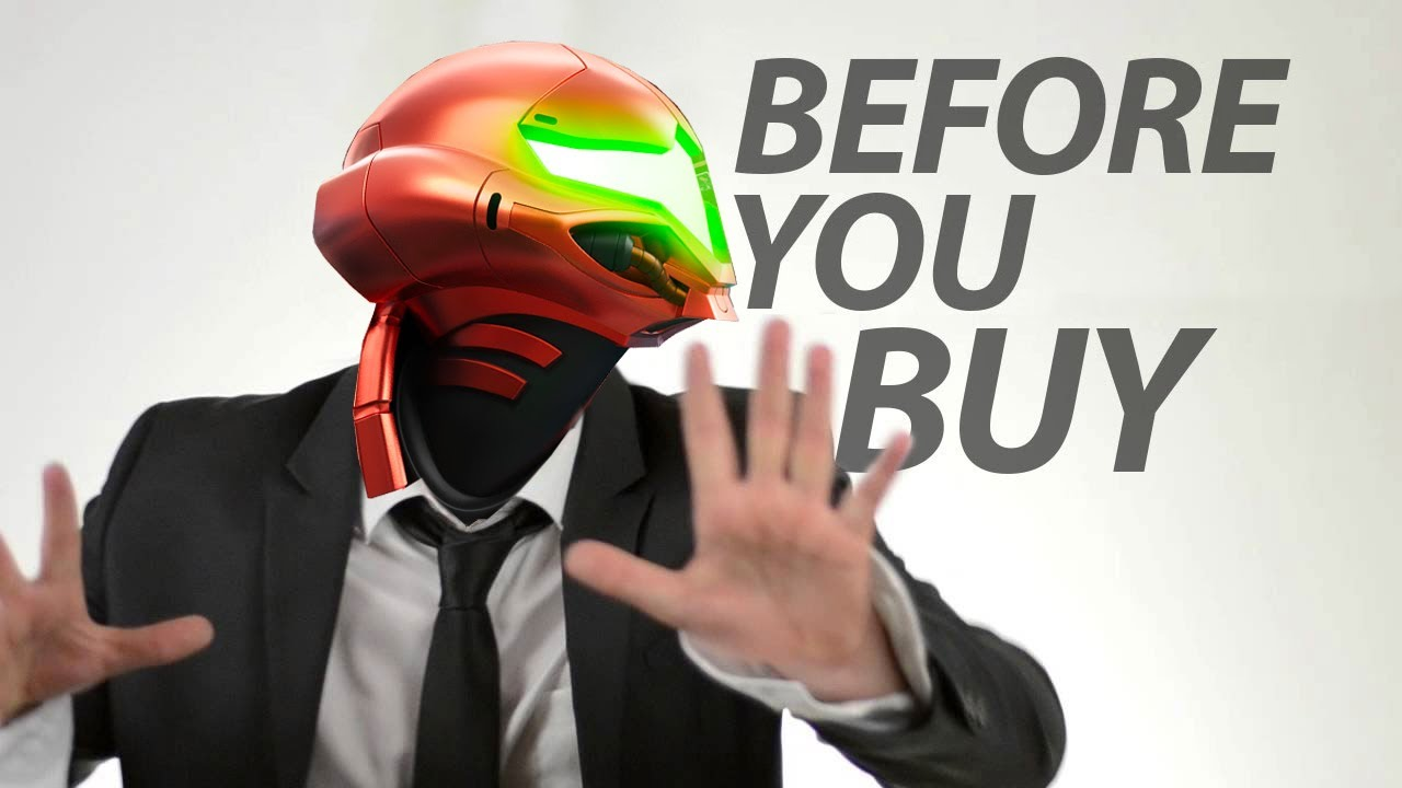 Metroid Dread - Before You Buy (Video Game Video Review)
