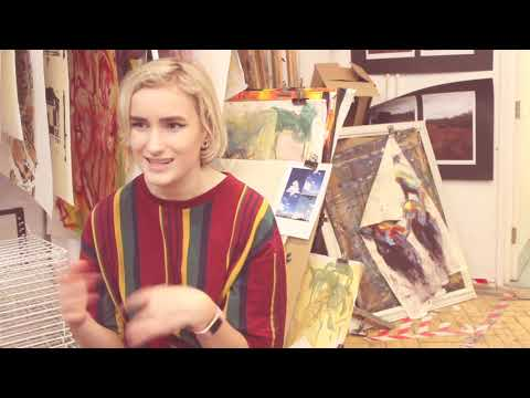 BHASVIC Art Department video by BHASVIC TV