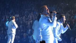 Backstreet Boys Drowning VEGAS 3.4.17