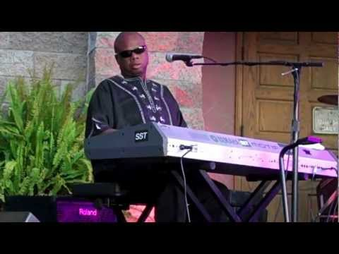 Joe McBride and Sax in the City Perform It's Over Now Live at Thornton Winery