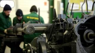 видео Из истории отечественного комбайностроения...Комбайны СК 6 Колос для уборки зерновых колосовых культур. Колос комбайн двигатель