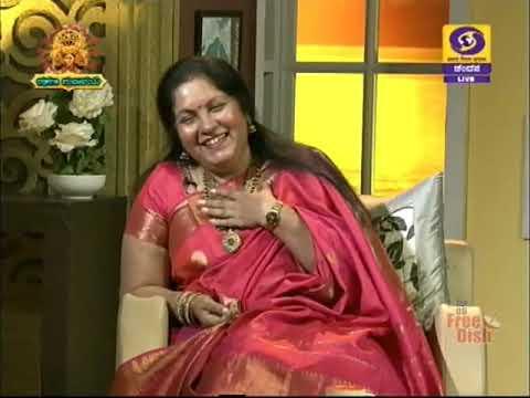 Dasara Spl Episode-Vijayalakshmi Singh In Shubhodaya Karnataka | DD Chandana