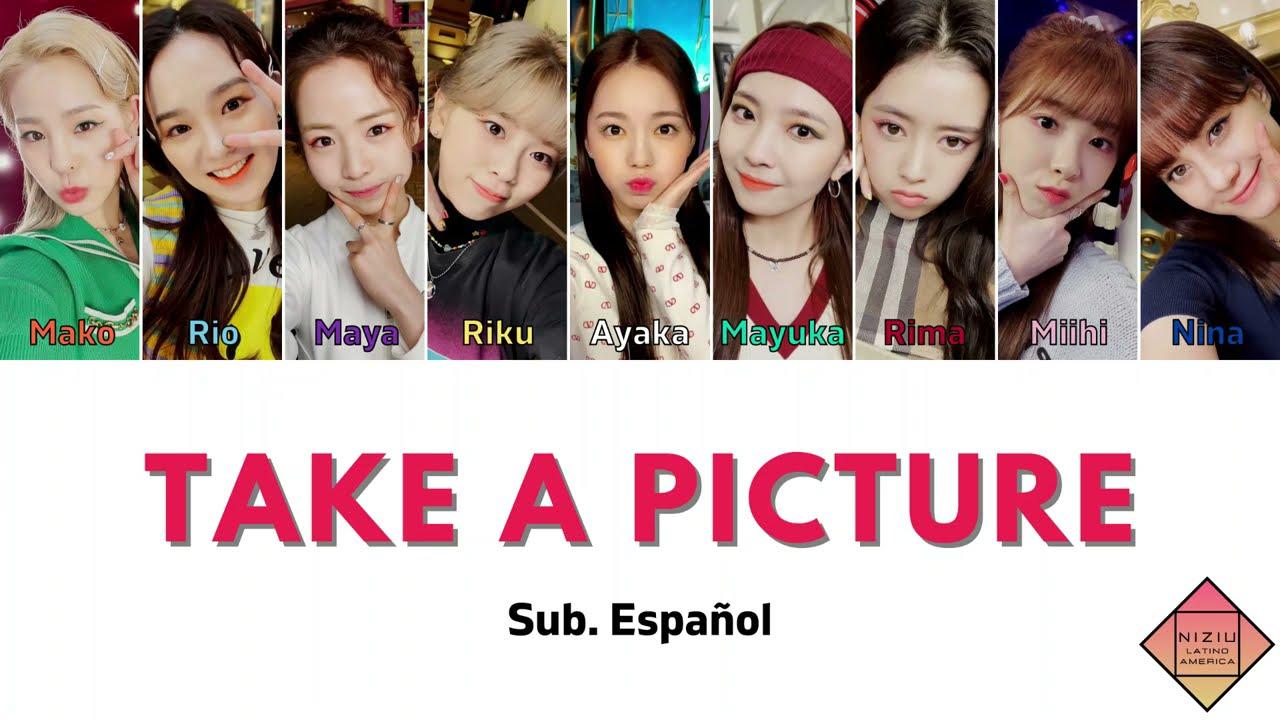 NiziU ~ Take a Picture (SUB ESPAÑOL)