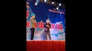 nhóm Hài Kem Xôi TV Minh Tít -Trung ruồi - Diễn ở  - Hội Chợ - Lai Cách - Cẩm Giàng - Hải Dương