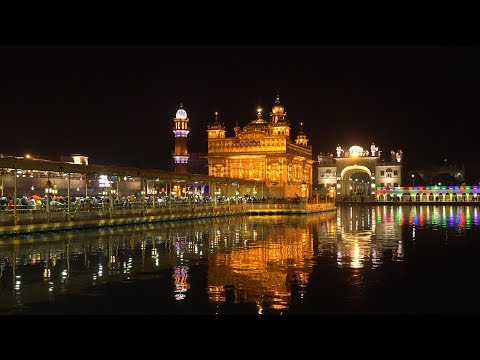 Golden Temple, Amritsar, India In 4K Ultra HD