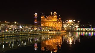 Golden Temple, Amritsar, India In 4k Ultra Hd