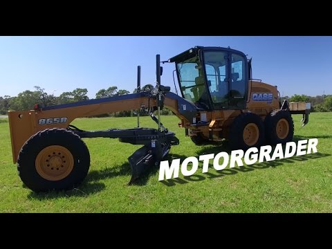 Australia & New Zealand: Motor Graders
