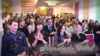 Свадебная выставка Королевство свадеб 2014 СПб 25 янврая Прибалтийская