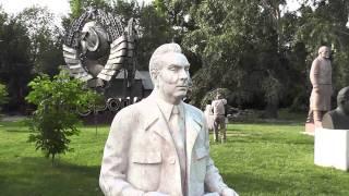 видео Парк Музеон — самый большой музей скульптуры