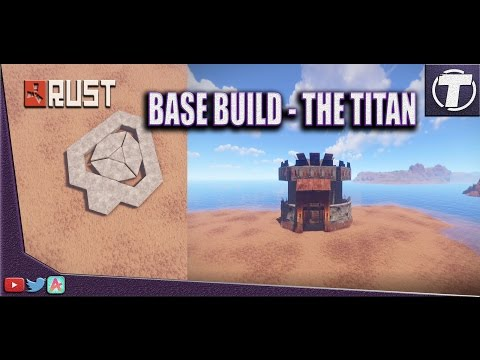 How To Build A Strong Solo Base Rust