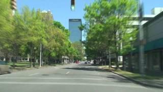 birmingham al east west downtown street tour