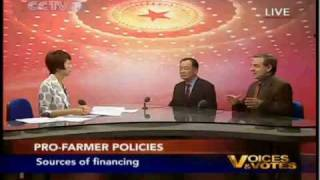 Role of Agriculture in China - Central China TV - Part 2