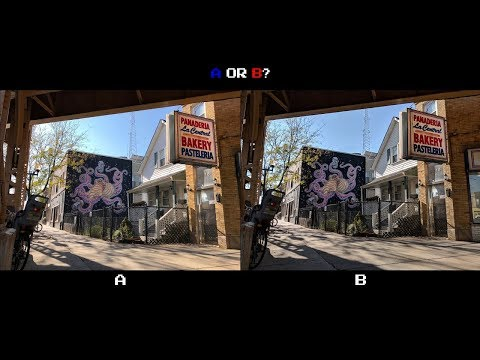 iPhone X vs Pixel 2 - Blind Camera Test / Picture Quality Test: King of Photos