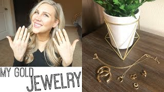 My Everyday Jewelry Collection!