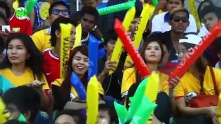 TOYOTA Mekong Club Championship 2015 Opening In Yangon