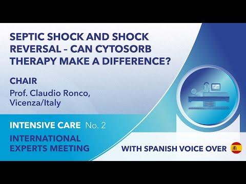 Choque séptico y reversión del choque: ¿puede el tratamiento con CytoSorb marcar la diferencia?