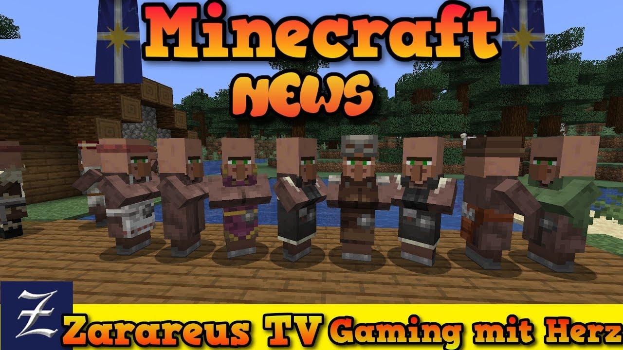 32 91 Mb Minecraft 18w50a Barrel Blast Furnace Taiga Villages