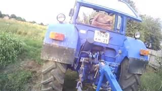 ПОЧЕМУ НЕ ПАШЕТ ПЛН 3-35, причины увода трактора на пахоту